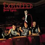 Pochette Horror Epics par The Exploited