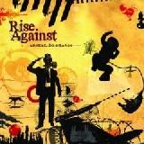 Pochette Appeal to Reason par Rise Against