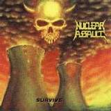 Pochette Survive par Nuclear Assault
