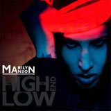 Pochette The High End Of Low par Marilyn Manson