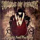 Pochette Cruelty And The Beast par Cradle Of Filth