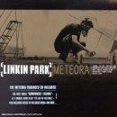 Pochette Meteora par Linkin Park