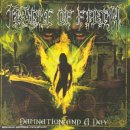 Pochette Damnation And A Day par Cradle Of Filth