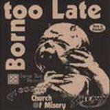 Pochette Born Too Late ep