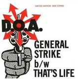 Pochette General Strike b/w That's Life 7