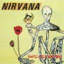 Pochette Incesticide par Nirvana