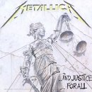 Pochette ...And Justice For All par Metallica