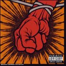 Pochette St Anger par Metallica
