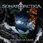 Pochette The Days Of Grays par Sonata Arctica