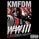 Pochette WWIII Live 2003