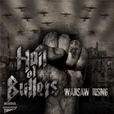 Pochette Warsaw Rising par Hail Of Bullets