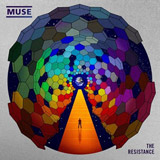 Pochette The Resistance par Muse