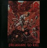 Pochette Pleasure to Kill