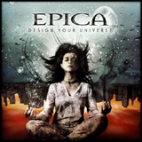 Pochette Design Your Universe par Epica