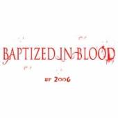 Pochette Baptized In Blood EP
