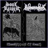 Pochette Worshippers of Death - Split with Soulreaper
