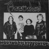 Pochette Martha Splatterhead ep par The Accused