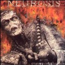 Pochette Enemy of the Sun par Neurosis