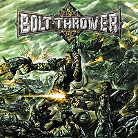 Pochette Honour - Valour - Pride par Bolt Thrower
