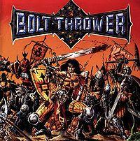 Pochette War Master par Bolt Thrower