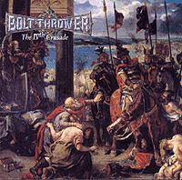 Pochette The IVth Crusade par Bolt Thrower