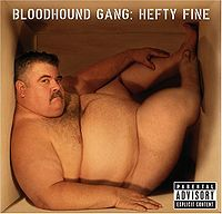 Pochette Hefty Fine par The Bloodhound Gang