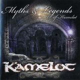 Pochette Myths & Legends of Kamelot