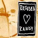 Pochette Refused loves Randy (Split CD)