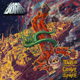 Pochette Tales From The Grave In Space