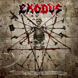 Pochette Exhibit B: The Human Condition par Exodus