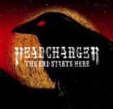 Pochette The End Starts Here par Headcharger