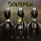 Pochette Omen par Soulfly