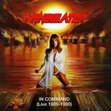 Pochette In Command (Live 1989-1990) par Annihilator