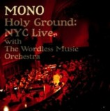 Pochette Holy Ground : NYC Live