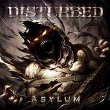 Pochette Asylum par Disturbed