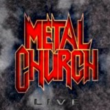Pochette Live Album par Metal Church