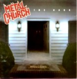 Pochette The Dark par Metal Church