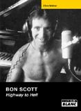 Pochette Bon Scott - Highway To Hell (Clive Walker)