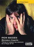 Iron Maiden - Morceaux D'Esprits : Thèmes Et Origines Des Chansons De La Vierge De Fer (Jean-Philippe Petesch)