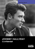 Pochette Johnny Hallyday - Confidential (Jean-Paul Bourre)