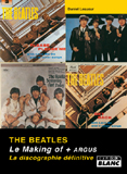Pochette The Beatles - Le Making Of + Argus (La Discographie Définitive) (Daniel Lesueur)