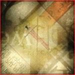Pochette 4 Way Split LP avec Ghostlimb, Trainwreck et Perth Express