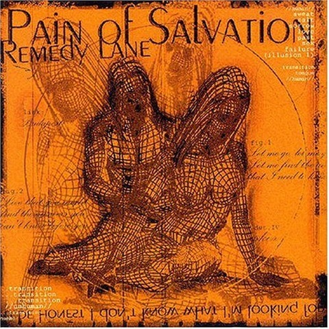 Pochette Remedy Lane par Pain Of Salvation
