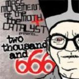 Pochette Two Thousand and Six Six Six (Split avec Mass Movement Of The Moth)