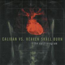 Pochette The Split Program (Split with Caliban)