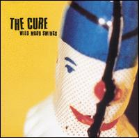 Pochette Wild Mood Swings par The Cure