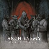 Pochette War Eternal par Arch Enemy