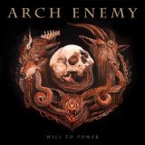 Pochette Will To Power par Arch Enemy