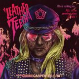 Pochette Leather Teeth par Carpenter Brut