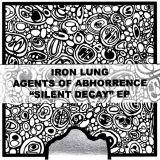 Pochette Silent Decay (split avec Agents Of Abhorrence)